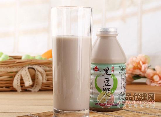 正康黑豆奶價格是多少,好豆奶拒絕添加劑