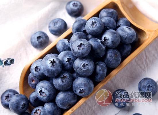新鲜蓝莓怎么保存,学会这两个小方法即可