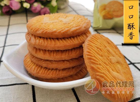 祖食無糖餅干好在哪里,口感好熱量低