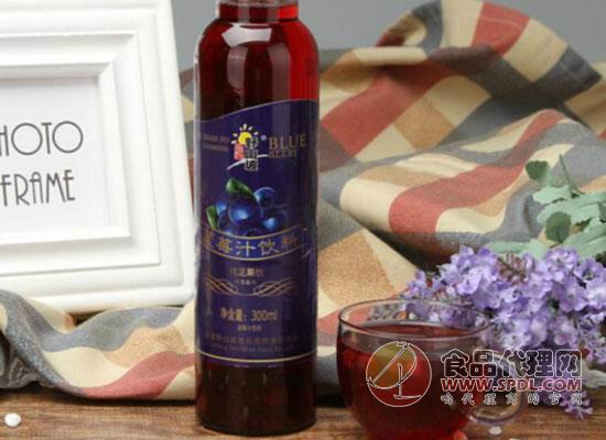吕梁野山坡蓝莓汁价格是多少,保留蓝莓果原有的风味