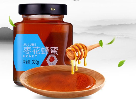 同仁堂枣花蜂蜜怎么样,汲取5月枣花的清甜