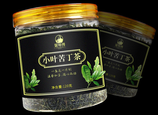 馨师傅小叶苦丁茶价格是多少,数道工艺制作