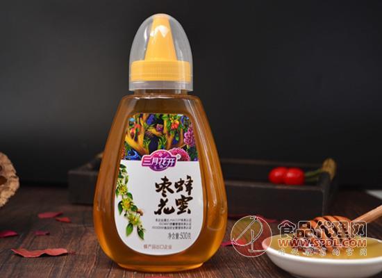 三月花開棗花蜂蜜價格是多少,甄選自然成熟原蜜