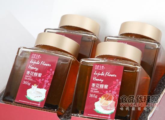 田野牧蜂枣花蜜怎么样,源自千年古枣树林