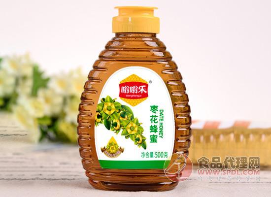 嗡嗡乐天然枣花蜂蜜价格是多少,甜丝丝的枣香味