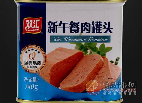 双汇午餐肉罐头多少钱,好吃到停不下来