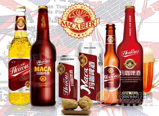 慶祝山東英豪啤酒有限公司與食品代理網再次達成戰略合作!