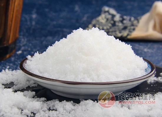 銀京綿白糖好在哪里,質地綿軟細膩