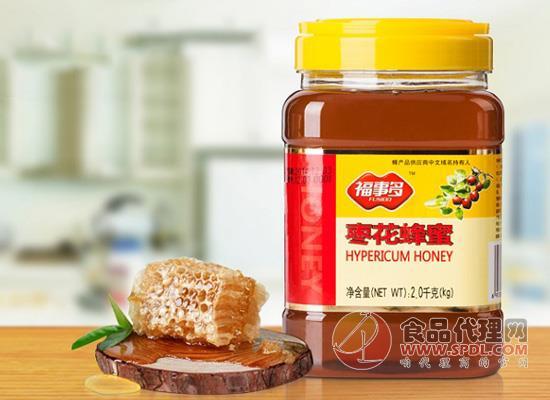 福事多枣花蜂蜜多少钱,保护活性酶成分