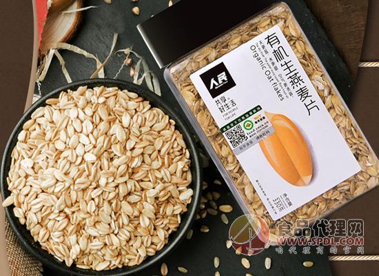 人民有机生燕麦片怎么样,还原食物质朴的味道