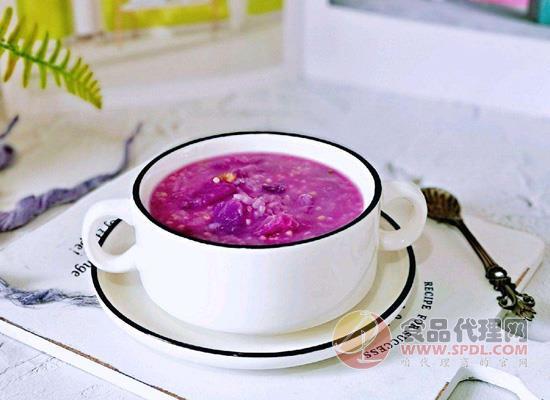 孕婦可以吃紫薯粥嗎,看完本文即可知曉