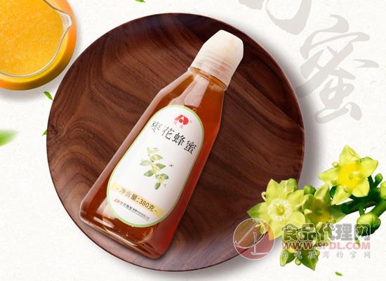 吉林敖東棗花蜂蜜價格是多少,選用高海拔蜜源