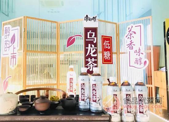 康師傅推出正宗烏龍茶,傳承匠心制茶與時尚潮流結合