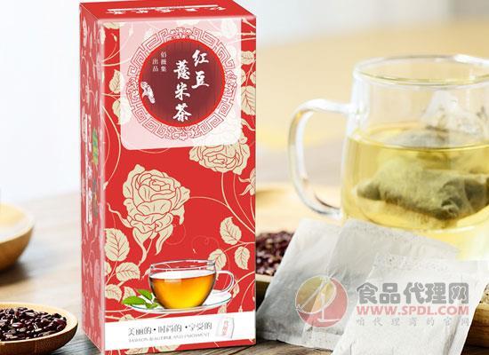 佰薇集红豆薏仁茶怎么样,采用低温烘焙工艺