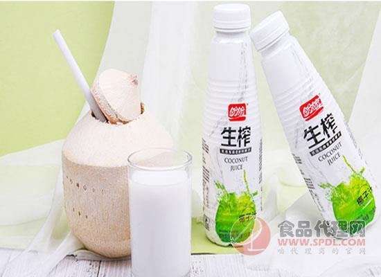 盼盼生榨椰子汁價格是多少?悠悠椰香 美意醇香