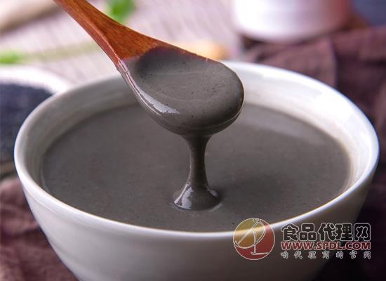 黑芝麻糊的功效与作用,吃黑芝麻糊需要注意什么