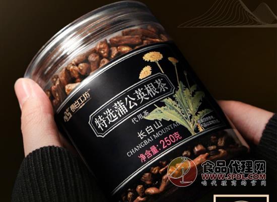 長白工坊蒲公英根茶價格是多少,清熱解毒好幫手