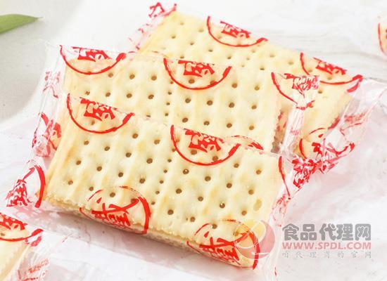 铁尺苏打饼干口感如何,纯手工制作而成