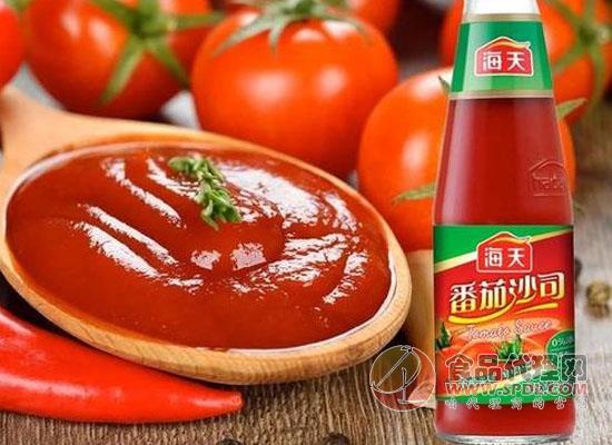 """海天番茄醬多少錢?用途廣""""番"""""""