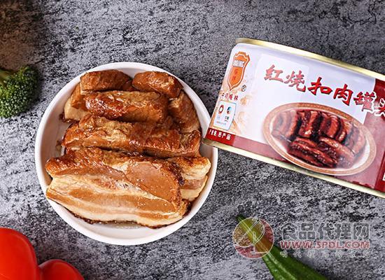 梅林紅燒扣肉罐頭價格是多少,開罐即可食用