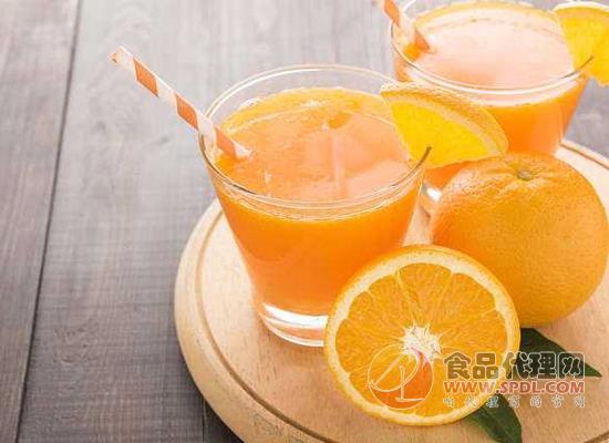 喝果粒橙好吗,如何自制果粒橙