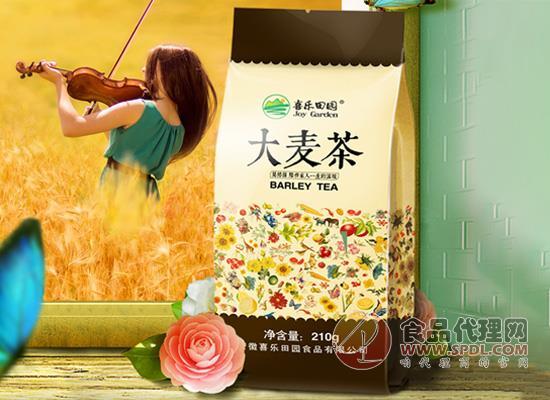 喜乐田园大麦茶怎么样,闻之香气扑鼻