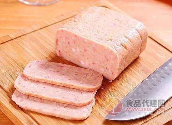 午餐肉罐头的热量,午餐肉罐头还能怎么吃