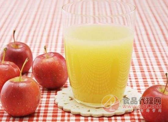 寶寶可以喝蘋果汁嗎,喝蘋果汁需要注意什么