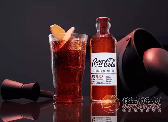可口可樂將推出含酒精飲品,將在拉丁美洲部分城市出售