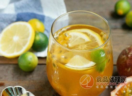 金桔檸檬茶的功效,它是怎么制作的