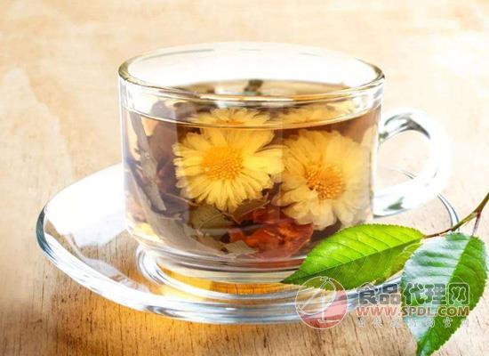 菊花茶和普洱茶可以一起泡嗎