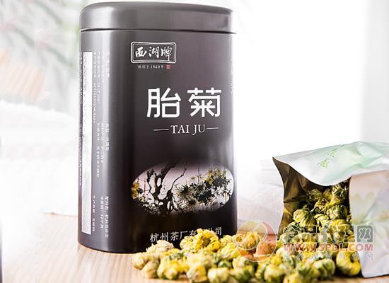 西湖牌菊花茶價格是多少,古法蒸汽殺青工藝