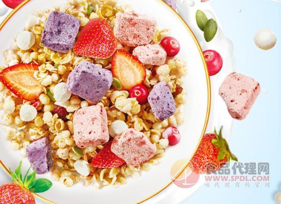 家樂氏水果麥片價格,多種吃法一次滿足