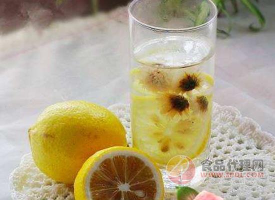柠檬菊花茶能解酒吗,喝它需要注意什么