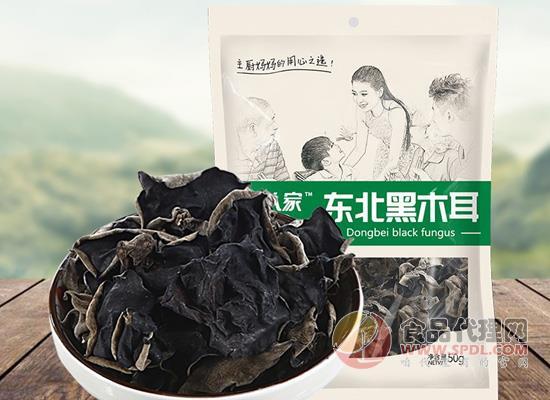 龍江人家黑木耳多少錢,膠質清晰可見