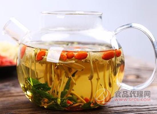 枸杞金銀花茶有什么好處,喝它需要注意什么