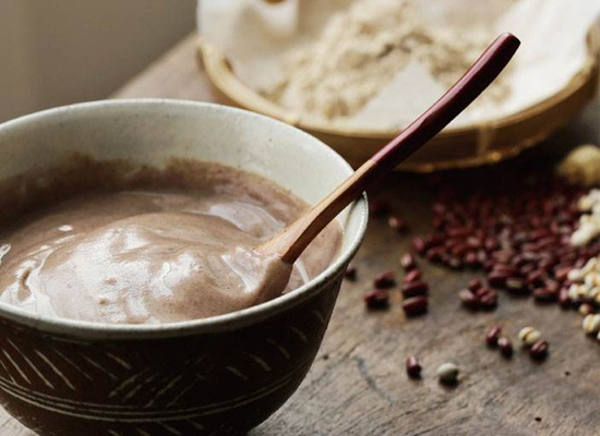 红豆薏米粉早上能空腹喝吗,喝它还需要注意什么