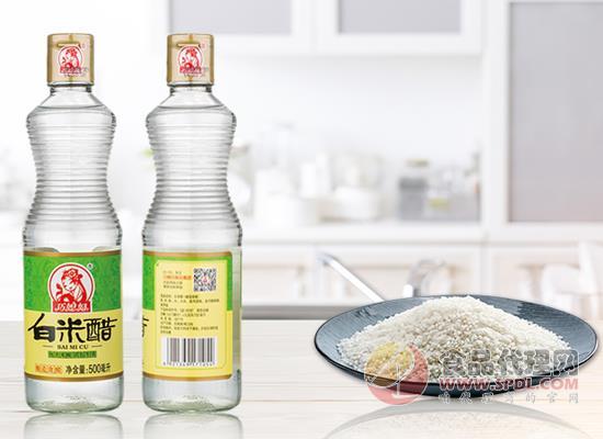 巧媳婦白米醋價格是多少,口味悠久綿長
