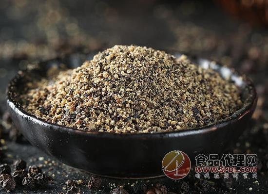 黑胡椒碎和黑胡椒粉有什么区别