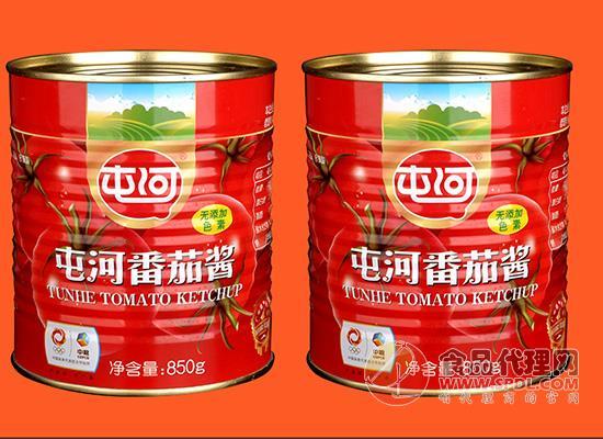 屯河番茄醬多少錢,酸酸甜甜老少皆宜