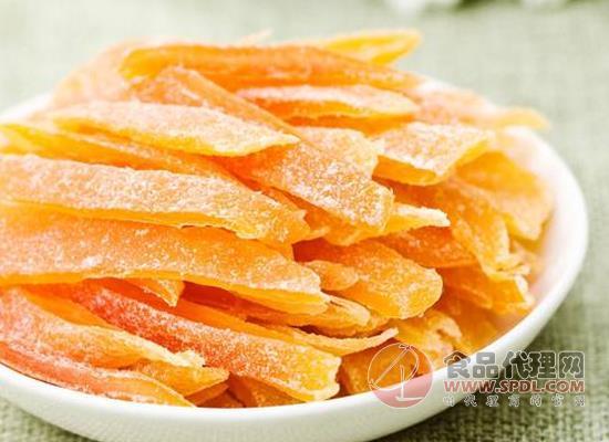 木瓜干可以涼拌嗎,吃它有什么好處