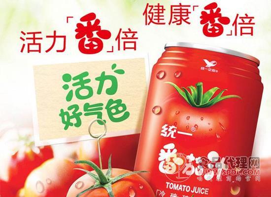 哪个牌子番茄汁好喝,试试这两个