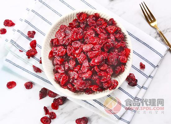 京东京造蔓越莓干好吃吗,砂糖蜜渍轻加工