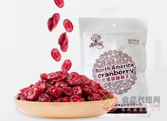 美荻斯蔓越莓干怎么样,特别添加葵花籽油