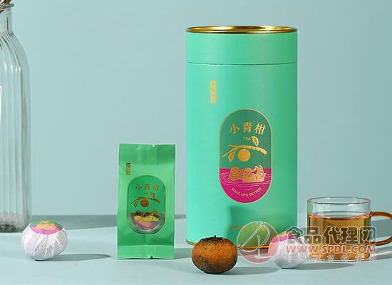 京東京造小青柑好在哪里,20泡茶香依舊