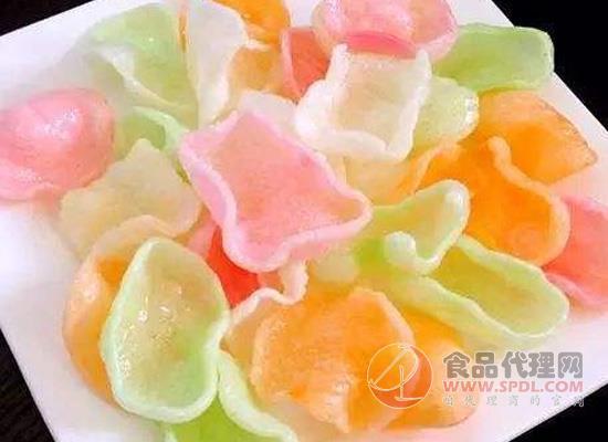 塑料一样的虾片能吃吗,吃虾片有哪些坏处