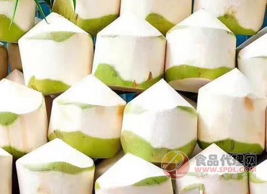 椰子汁含糖高吗,喝椰子汁有什么好处