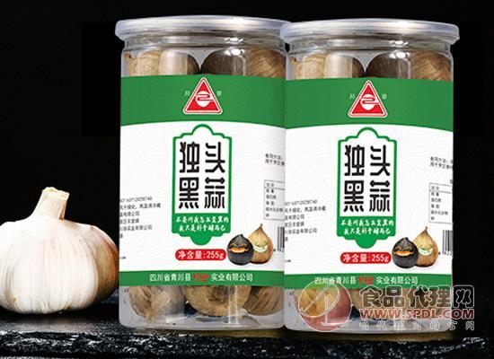 川珍獨頭黑蒜價格,從此愛上吃黑蒜