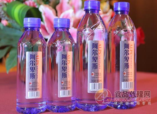 阿爾卑斯天然礦泉水價格,一直延續高品質