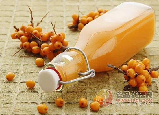 沙棘汁原漿怎么喝,喝沙棘汁原漿有什么好處